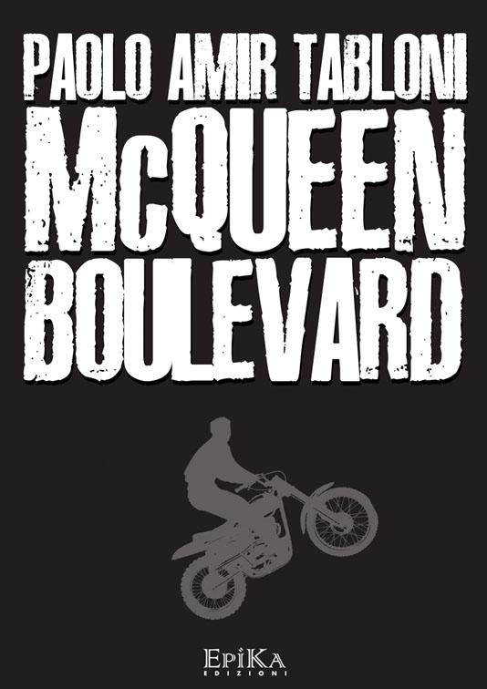 McQueen Boulevard - Paolo Amir Tabloni
